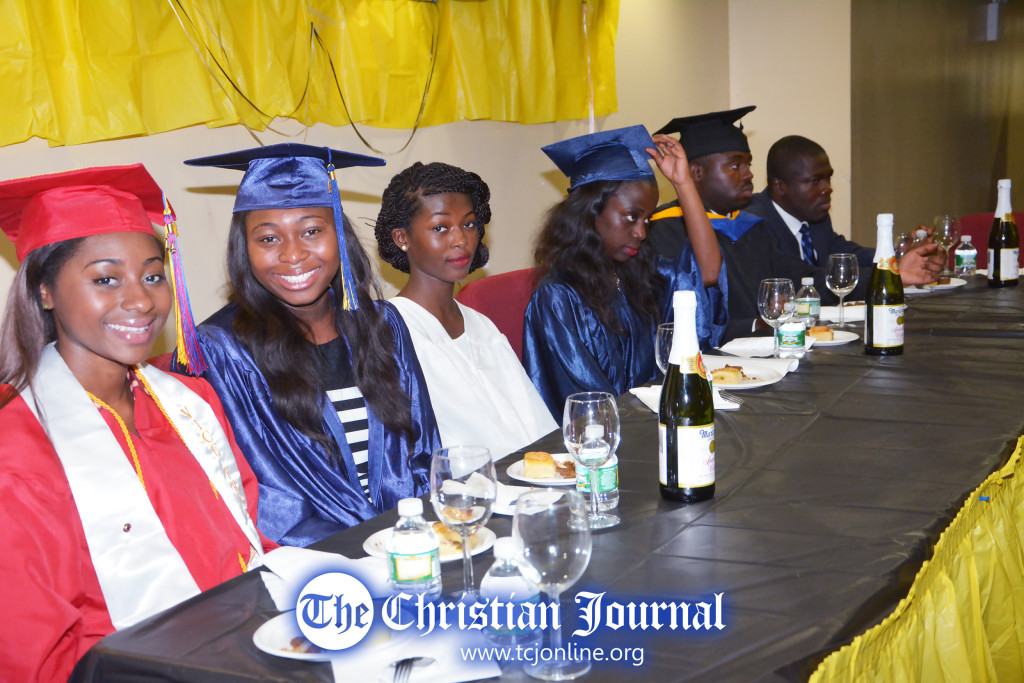Graduation at Resurrection Power and Living Bread Ministries